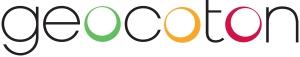 Logo Geocoton noir